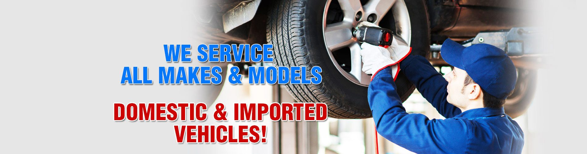 Repair & garage facilities in Philadelphia, PA